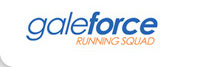 GaleForce Running home page